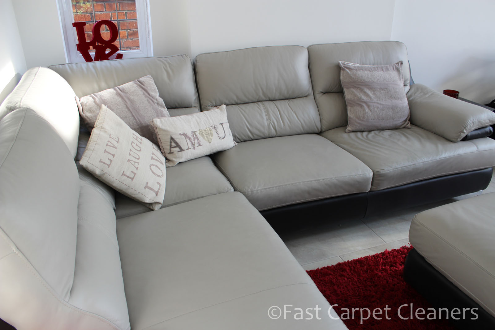 Upholstery Cleaning Leeds