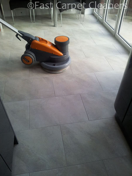 Floor Tiles Vinyl Cleaning Brighton