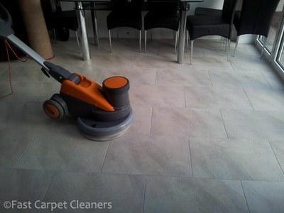 Floor Tiles Vinyl Cleaning Bristol