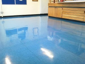 Floor Tiles Vinyl Cleaning Staines