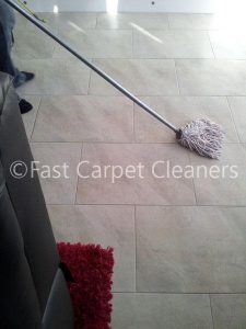 Floor Tiles Vinyl Cleaning Leatherhead